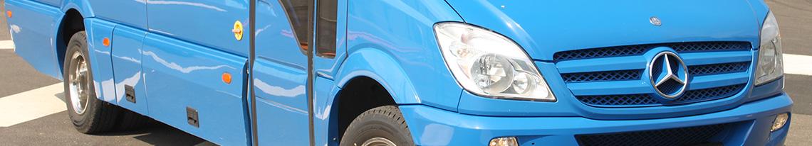 Mercedes Benz Minibuss